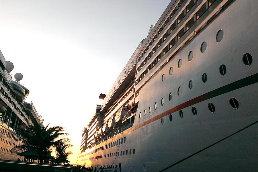 BasqueDMC´s Cruise handling